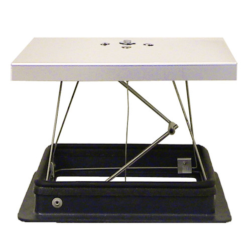 8'' x 17'' Energy Saving Top Damper