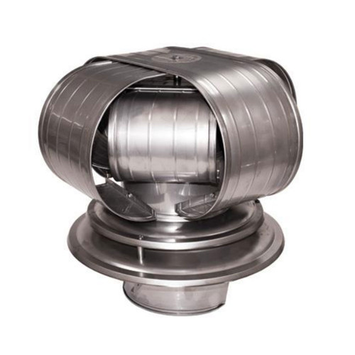 4'' TDW Vacu-Stack for Air Cooled Chimney