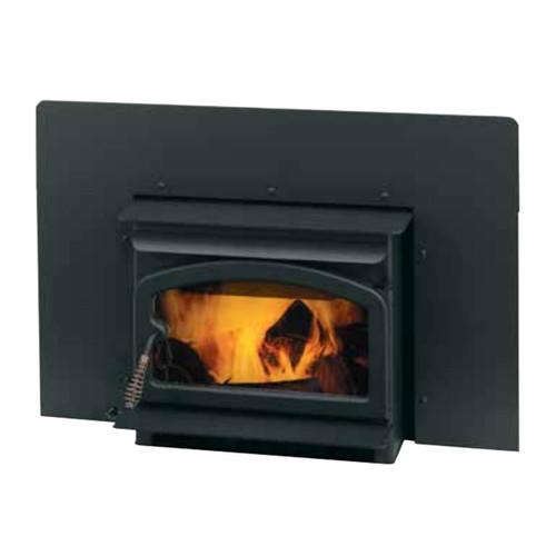 Striker Wood Burning Insert - 1,300 Sq. Ft. - Arch Door