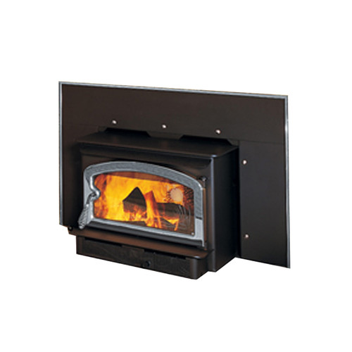 Performer Wood Burning Insert - 1,800 Sq. Ft. - Arch Door