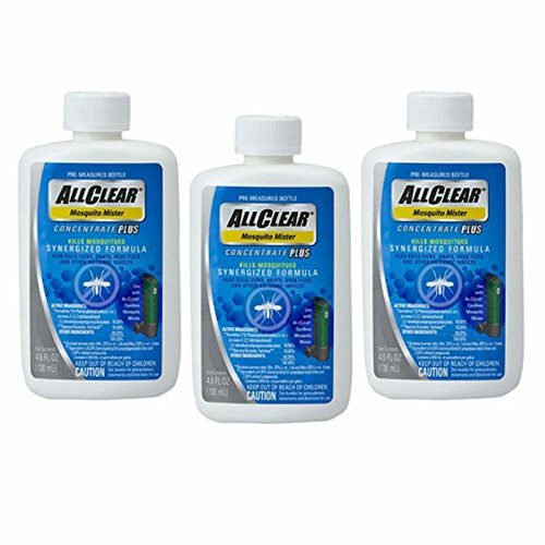 AllClear Synergized Plus Mister Concentrate- 3 Pack