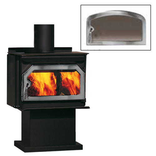 Striker 160 - Wood Stove - Arch Door