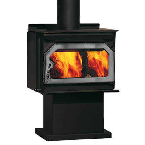 Striker 160 - Wood Stove - Traditional Door