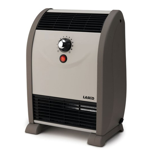 Automatic Air-Flow Heater - Gray