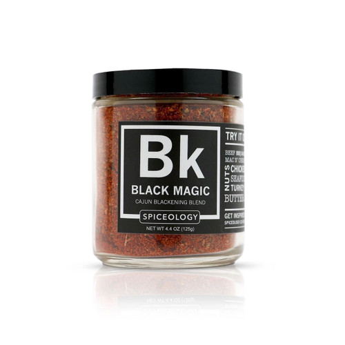 Spiceology Black Magic Cajun Rub