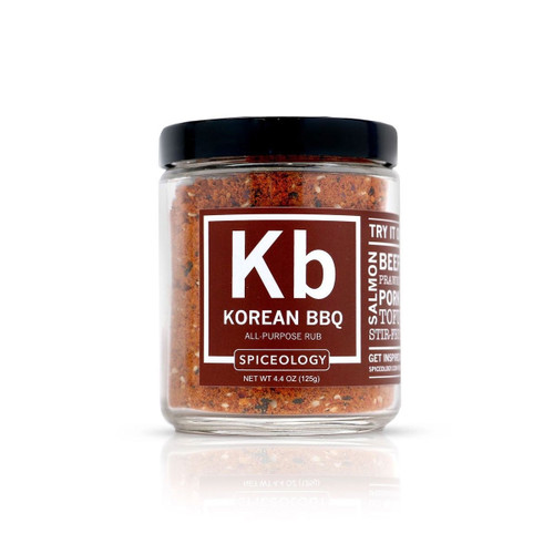 Spiceology Korean BBQ Rub
