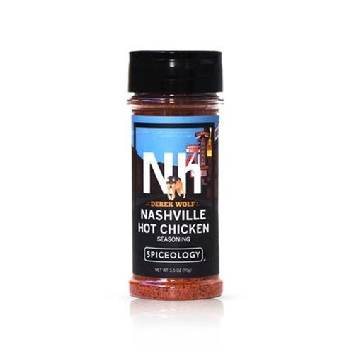 Spiceology Derek Wolf - Nashville Hot Chicken - 3.5 oz.