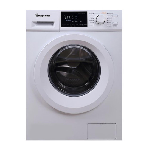 2.7 Cu. Ft. Frontload Washer - White