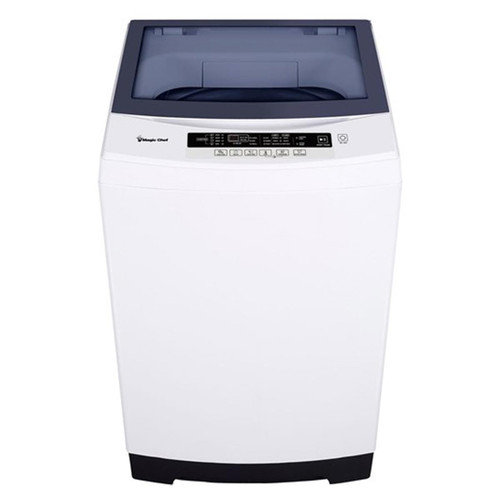 3.0 Cu. Ft. Top Loading Compact Washer - White