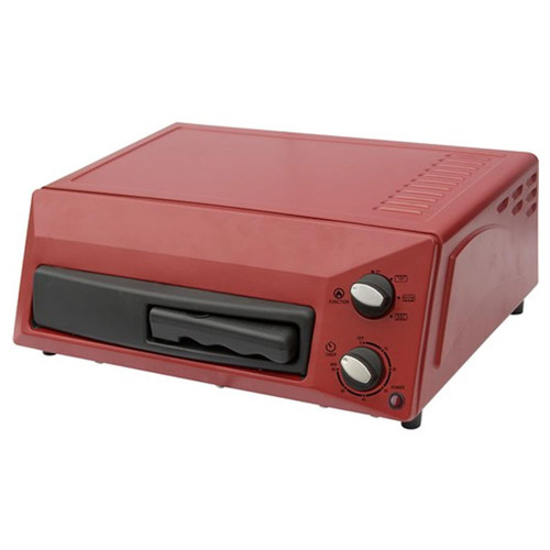 Pizza Oven - 1300 Watts - Red