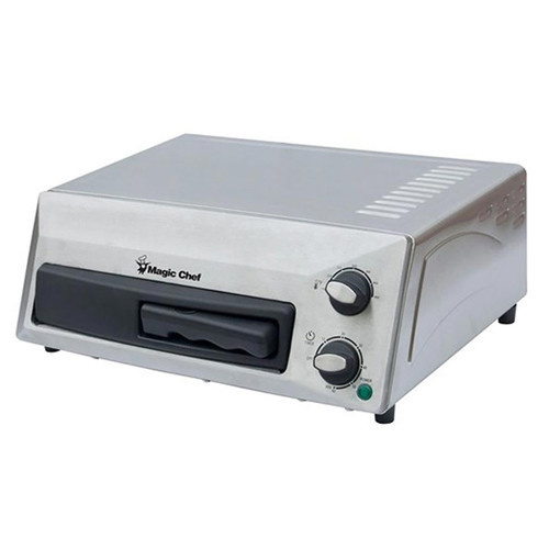 Pizza Oven - 1300 Watts - Stainless