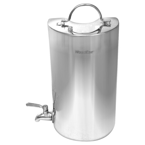 Water Kettle for Woodeze Camping Stove - 3 Liter