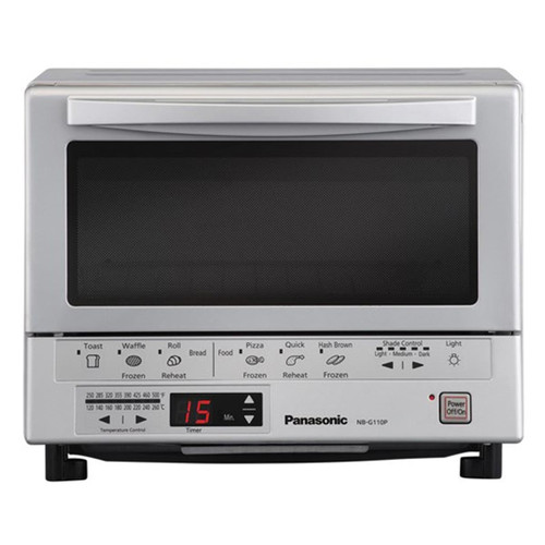 Toaster Oven - Silver