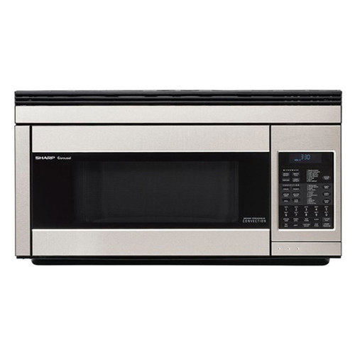 Sharp Carousel Over-the-Range Microwave / Convection - 850 W - Stainless