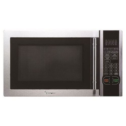 Countertop Microwave - 1000 Watt - Stainless