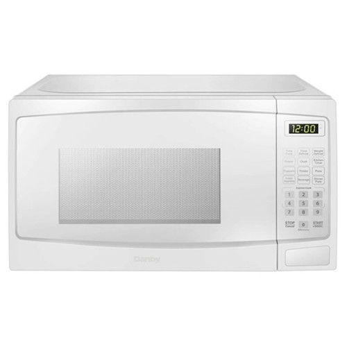 Danby 0.7 Cu. Ft. Countertop Microwave - 700 Watt - White