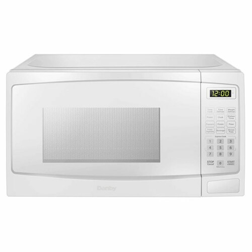Danby 1.1 Cu. Ft. Countertop Microwave - 1000 Watt - White