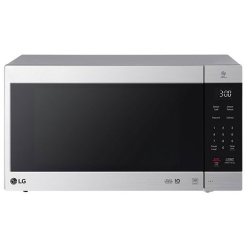 NeoChef Countertop Microwave - Stainless
