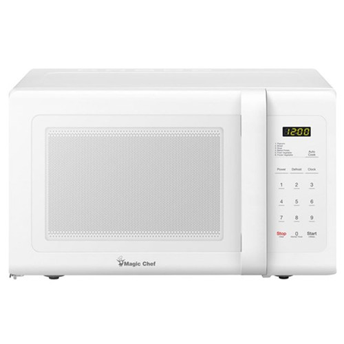 0.9 Cu. Ft. Countertop Microwave - 900 Watt - White