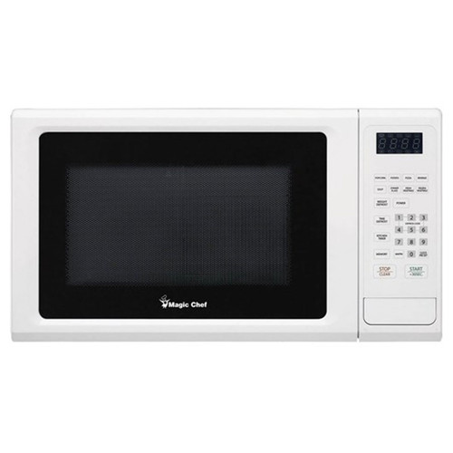 1.1 Cu. Ft. Countertop Microwave - 1000 Watt - White
