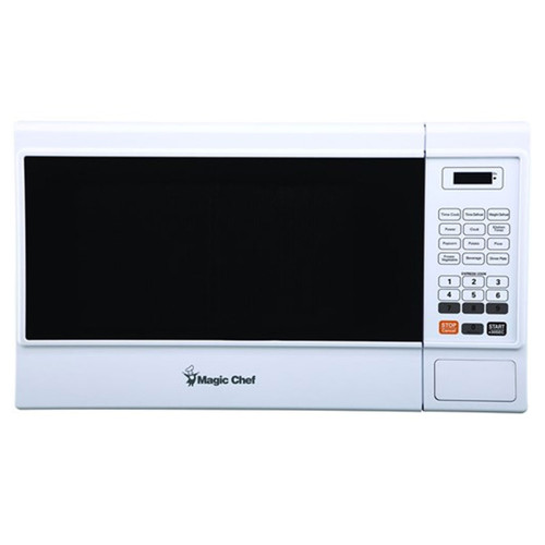 1.3 Cu. Ft. Countertop Microwave - 1000 Watt - White