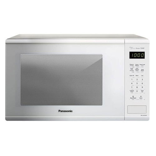 Panasonic 1.3 Cu. Ft. Countertop Microwave - 1100 Watt - White