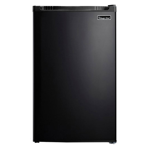 Magic Chef 4.4 Cu. Ft. Compact Refrigerator - Black - MCBR440B2