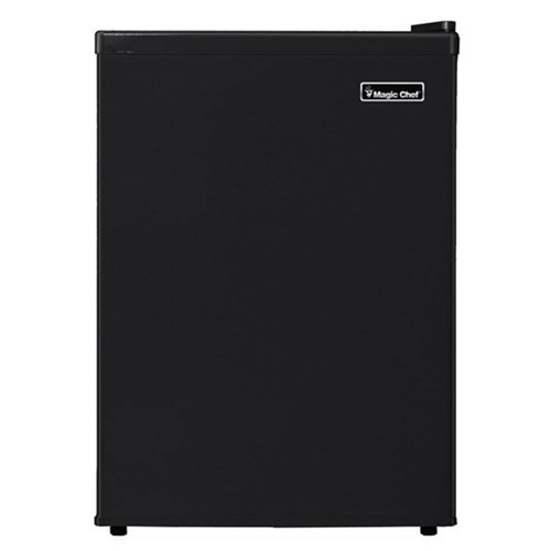 Magic Chef 2.4 Cu. Ft. Compact Refrigerator - Black - MCBR240B1