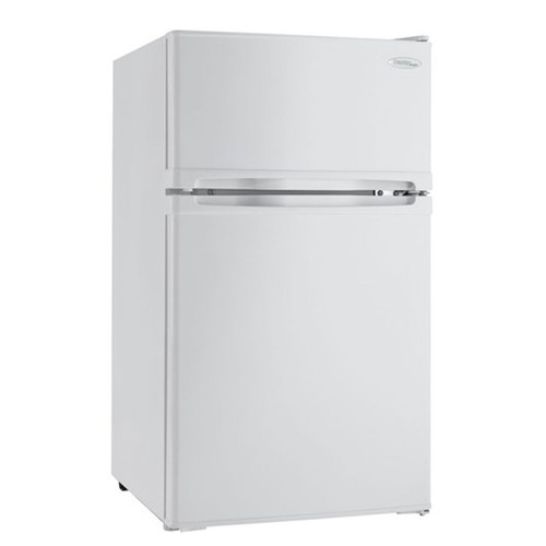 Danby 3.1 Cu. Ft. Compact Refrigerator w/ Independent Freezer - White - DCR031B1WDD