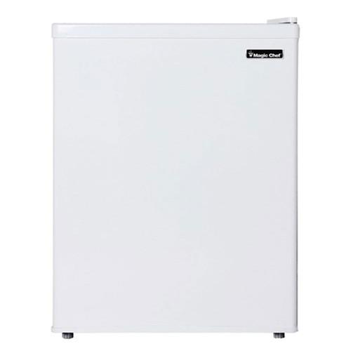 Magic Chef 2.4 Cu. Ft. Compact Refrigerator - White - MCBR240W1