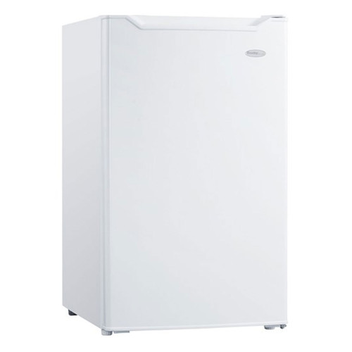 Danby 4.4 Cu. Ft. Compact Refrigerator w/ Freezer Section - White - DCR044B1WM