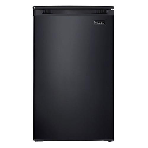 Magic Chef 4.4 Cu. Ft. Compact Refrigerator - Black - MCAR440BE