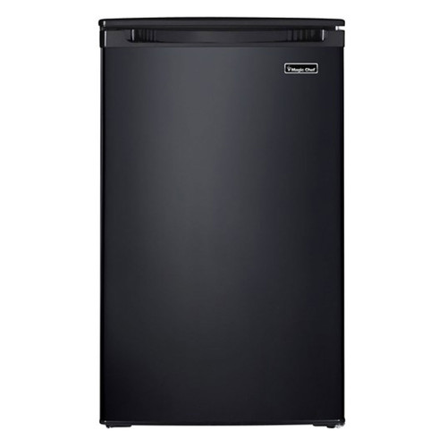 Magic Chef 4.4 Cu. Ft. Compact Refrigerator - Black - MCAR440BE