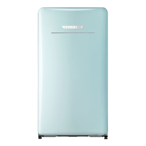 Kenmore 4.4 Cu. Ft. Compact Refrigerator - Retro Style - Mint - 99098