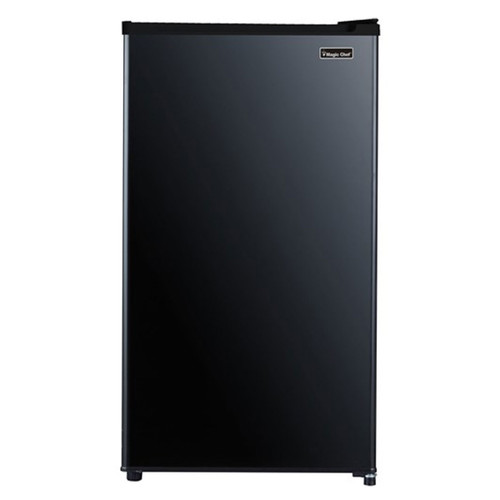 Magic Chef 3.2 Cu. Ft. Compact Refrigerator - Black - MCAR320BE