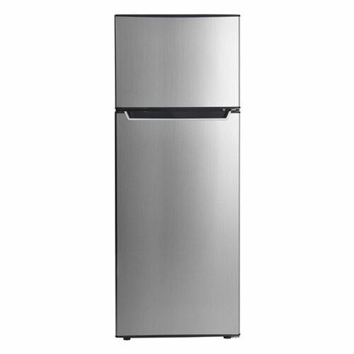 Danby 7.3 Cu. Ft. Refrigerator w/ Independent Freezer - Black/Stainless - DPF073C2BSLDB