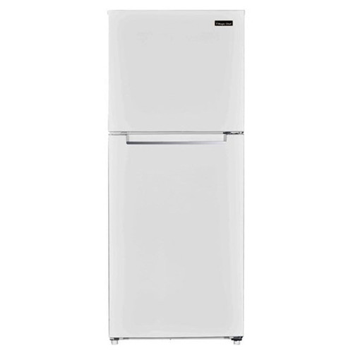 Magic Chef 10 Cu. Ft. Refrigerator w/ Independent Freezer - White - MCDR1000WE