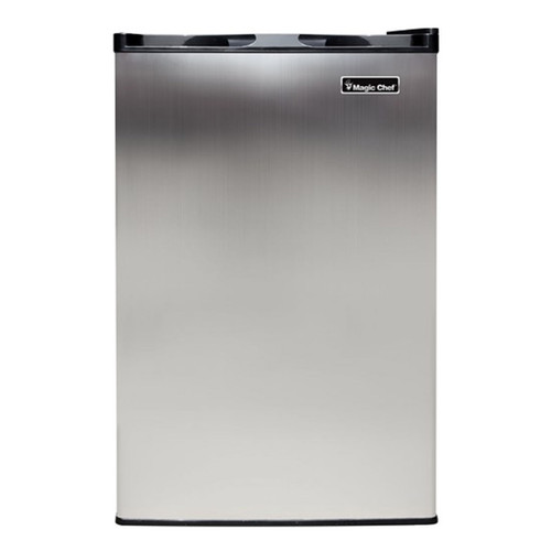 Magic Chef 3.0 Cu. Ft. Upright Freezer - Stainless - MCUF3S2
