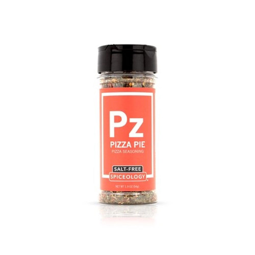 Spiceology Pizza Pie Seasoning - Salt Free