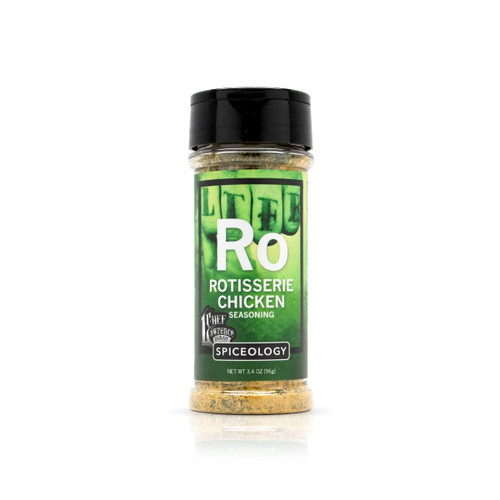 Spiceology - Rotisserie Chicken Seasoning - Lawrence Duran