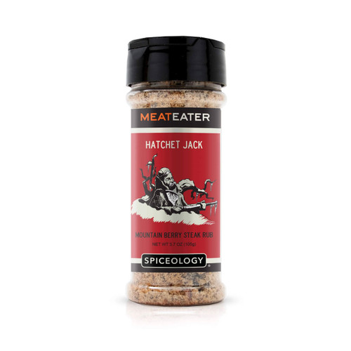 Spiceology - Hatchet Jack Steak Rub - MeatEater