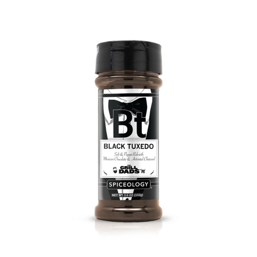 Spiceology - Black Tuxedo - The Grill Dads