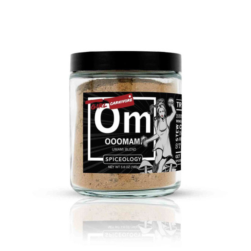Spiceology Ooomami - Umami Seasoning - Girl Carnivore
