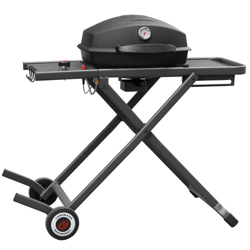 Pantera Series Single Burner Gas Grill w/ Folding Cart