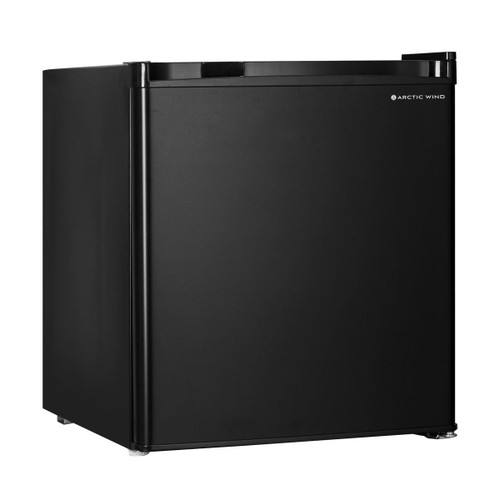 Arctic Wind 1.7-Cu. Ft. Single Door Compact Refrigerator - Black