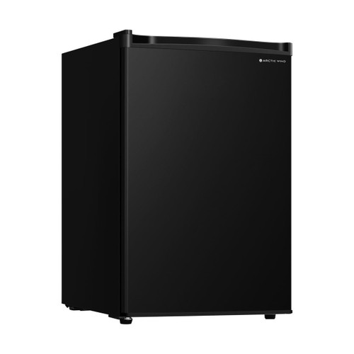 Arctic Wind 2.7-Cu. Ft. Single Door Compact Refrigerator - Black