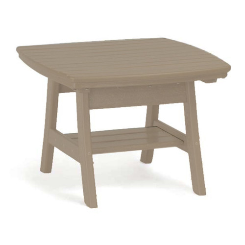 Breezesta Poly Lumber Contemporary Accent Table