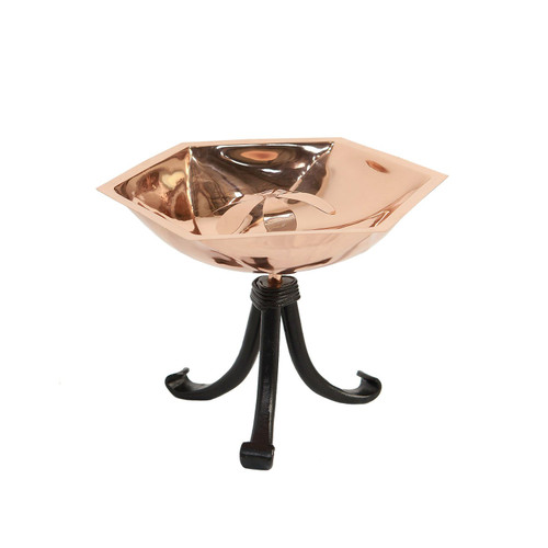 Bee Fountain & Birdbath with Tripod Stand