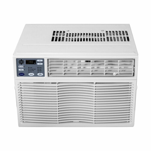 Energy Star 15,000 BTU 115-Volt Window Air Conditioner with Electronic Controls and Remote