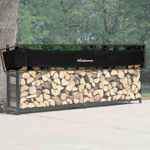 120'' Replacement Woodhaven Firewood Rack Cover